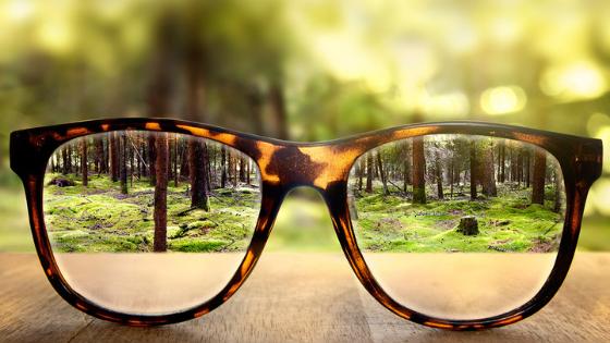 Disturbi della visione e postura